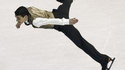 Un español, campeón de Europa de patinaje artístico con este programa