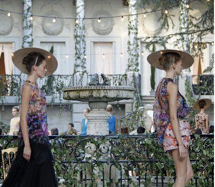 Alta Costura en jardines: El verde no pasa de