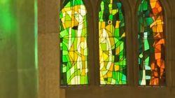 La luz de la Sagrada Familia, en miles de fotos