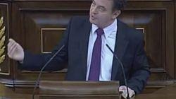 Bosch, expulsado por emular a Tardá y hablar catalán en el
