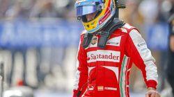 Un gran domingo para Fernando Alonso