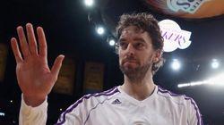 ¿Último partido de Gasol con los Lakers?