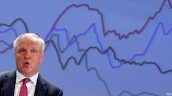 Bruselas revisa a la baja las previsiones económicas para España en