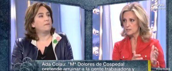 Tele 5 vs La Sexta: Gordillo, San Sebastián, Colau, Inda, Marhuenda & cía