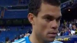 Pepe, contra Mourinho: