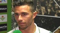 Rubén Castro evita condenar los cánticos machistas: