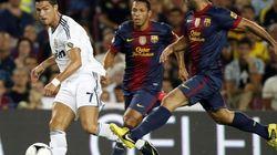 Di María se aprovecha de la relajación del Barça (3-2) (FOTOS,