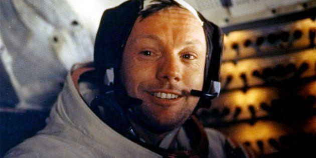 Muere Neil Armstrong, el primer hombre que pisó la luna (VÍDEOS, FOTOS,