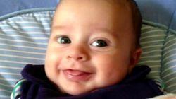 El primer año de vida de un bebé, en 365 segundos