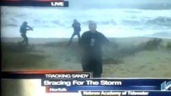 Gangnam Style en pleno huracán
