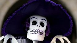 Así se celebra a la muerte en México