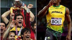 Lo mejor del deporte en 2012