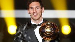Balón de Oro 2012: Leo Messi logra su cuarto Balón de Oro (FOTOS, VÍDEOS,