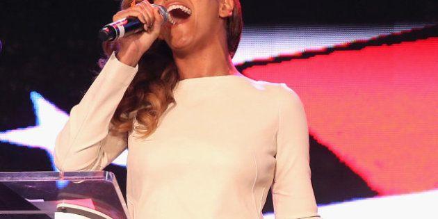 Beyoncé con playback vs Beyoncé sin playback: responde a las críticas cantando
