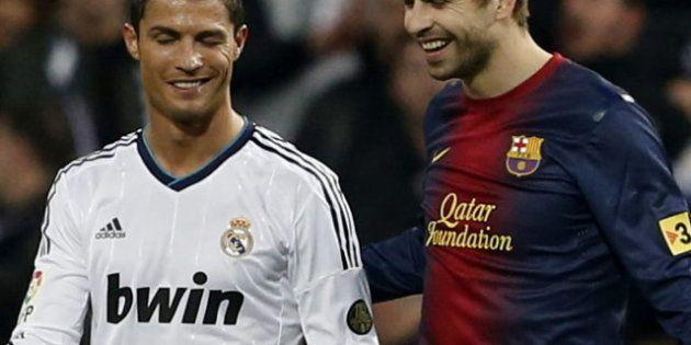 Real Madrid - Barcelona: Varane mantiene vivo al Madrid (1-1) (FOTOS, VÍDEOS,