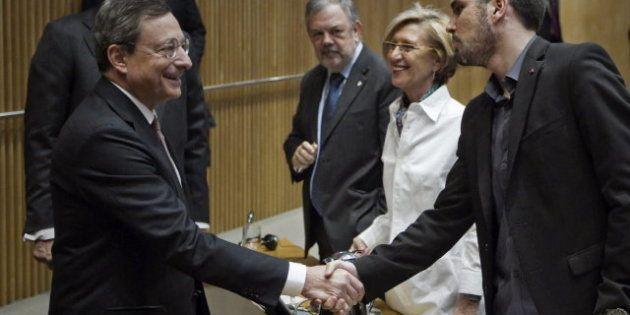 IU e ICV capitanean la rebelión contra Draghi por hablar a puerta cerrada y no responder a sus
