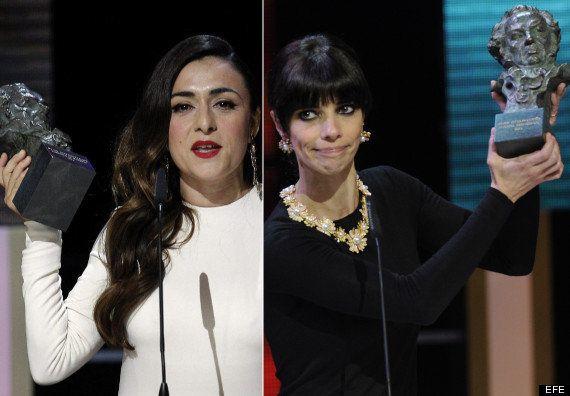 Maribel Verdú, Candela Peña: las mejores actrices de los Goya son también combativas