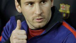 Messi no sufre ninguna recaída de su lesión muscular