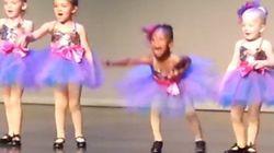 Si quieres destacar al bailar, aprende de esta jefaza