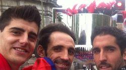 El Atlético pasea la copa