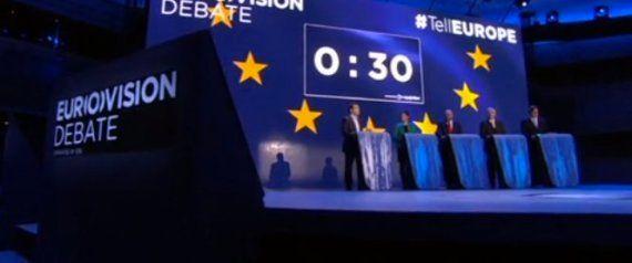 El machismo y otros 9 momentos de la campaña de las elecciones europeas (FOTOS,
