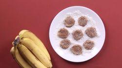Galletas de coco y