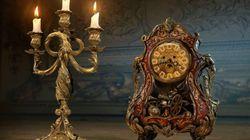 Así se mueven Lumière y Ding Dong en la nueva versión de 'La Bella y la