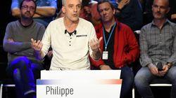 Philippe Poutou, trabajador de Ford y candidato a la presidencia francesa, tiene algo que decirle a Fillon y Le
