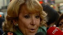 Cuando Aguirre piropeaba a González: