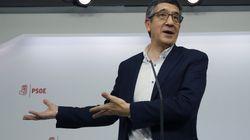 ¿Qué opina Patxi López del debate antes de las primarias del