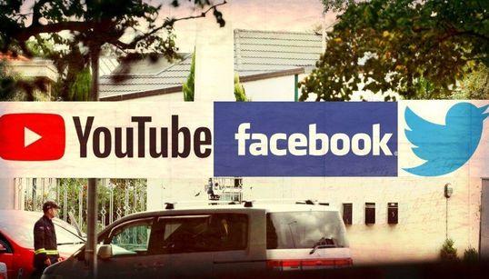 Christchurch-Anschlag: Wie Facebook, Twitter und Co. Gewalt und Terror eine Bühne