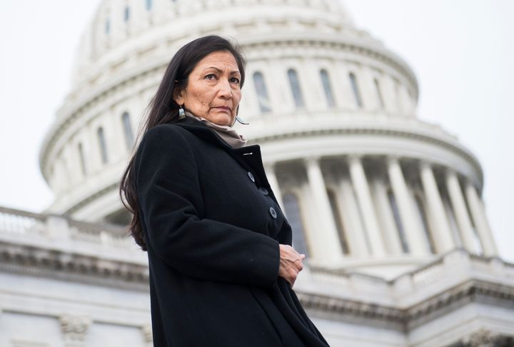 Rep. Deb Haaland (D-N.M.) just showed why it matters that Native American women are represented in Congress. It only took&nbs