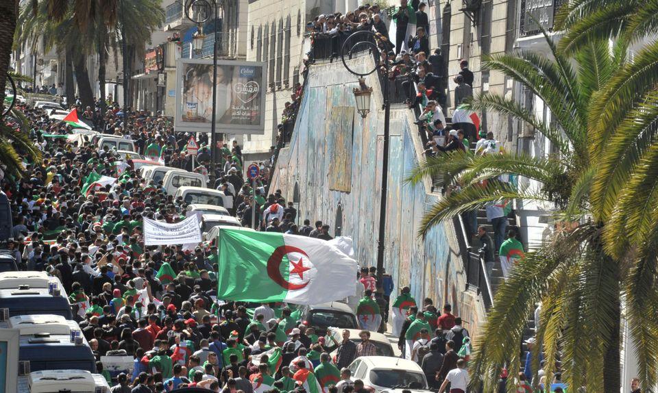 La manifestation du 15 mars en