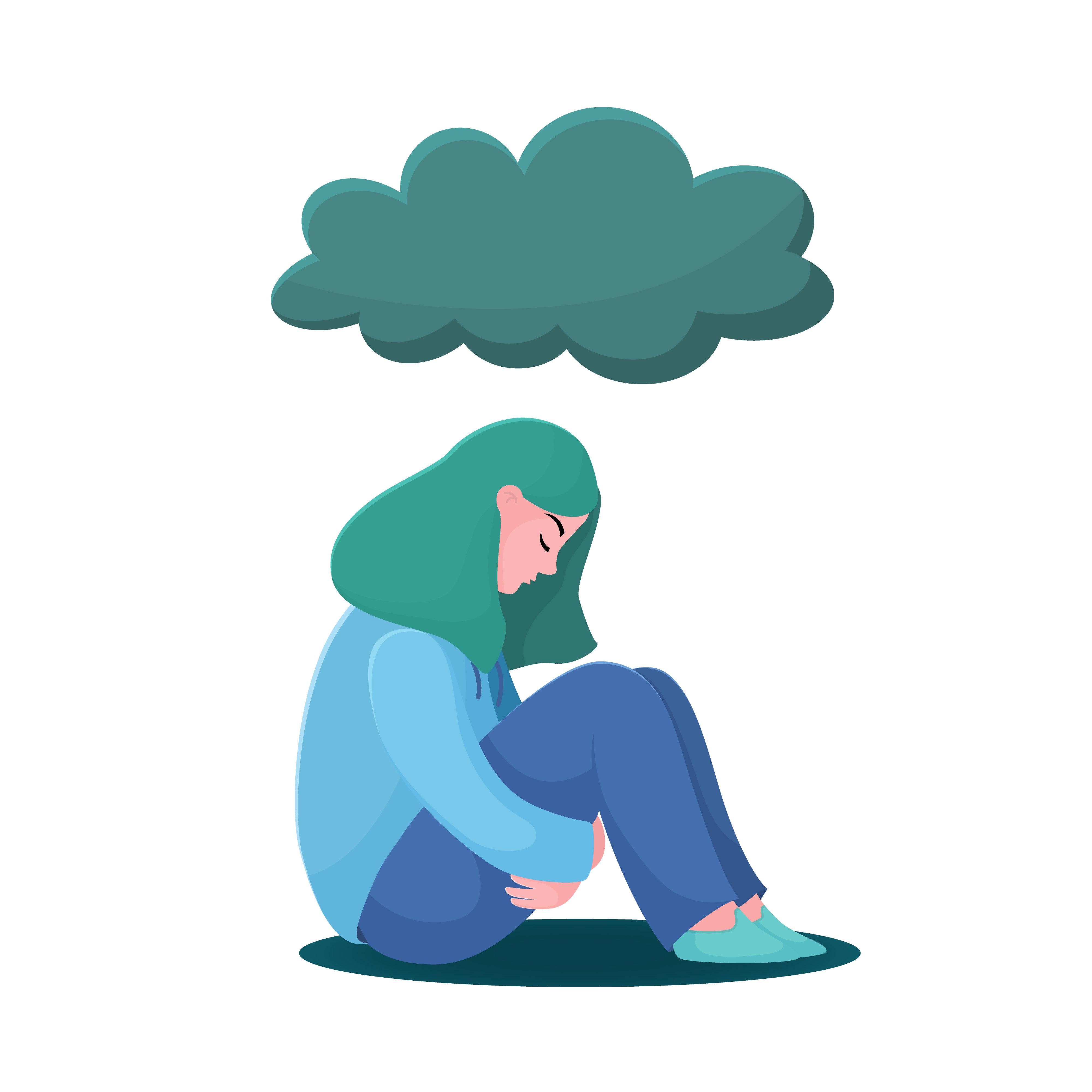 Por que a depressão te deixa tão cansado o tempo