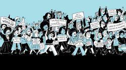 O quadrinho que traça os 150 anos de luta das mulheres por