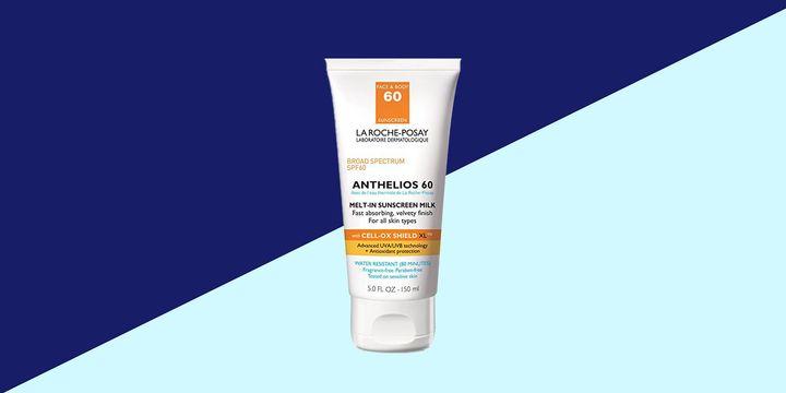 La Roche-Posay Anthelios 60 Melt-in Sunscreen Milk