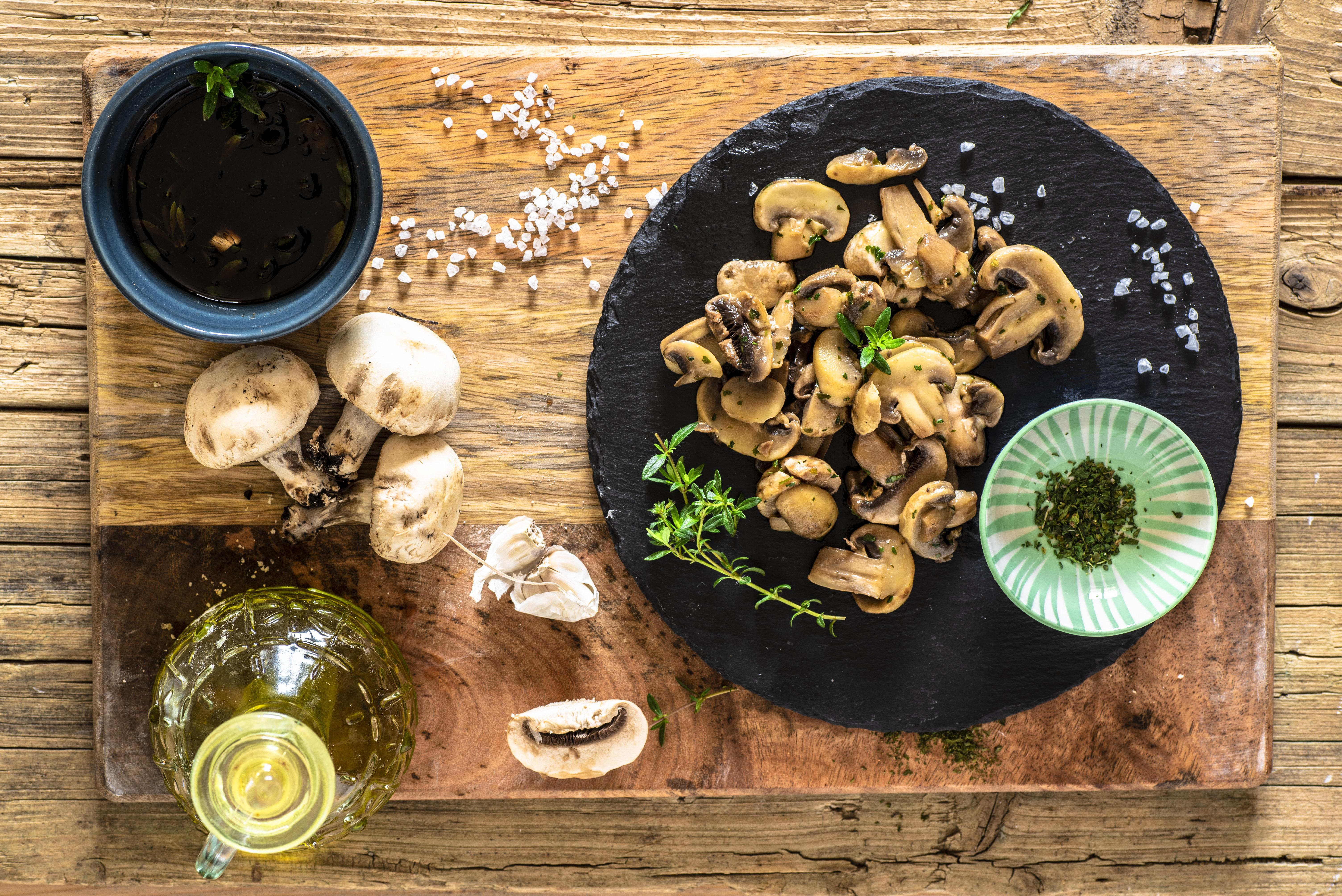 Cogumelos podem evitar o risco de perder a memória, diz