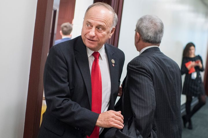 "Rep. Steve King has talked about Europe being a ""dying civilization."""