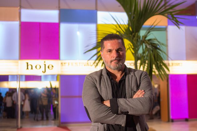 Cristiano Burlan, diretor do documentário Elegia de um