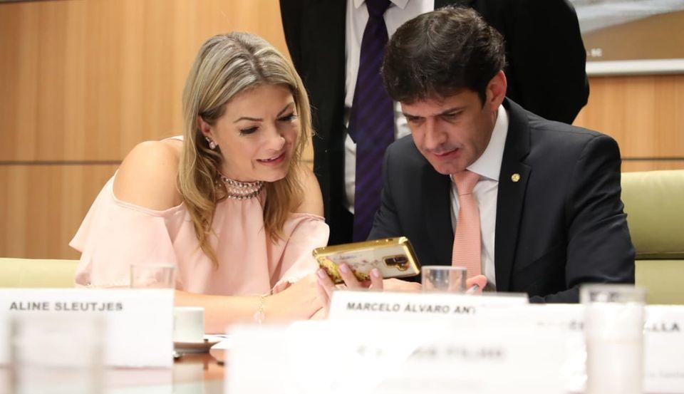 Ministro do Turismo,Marcelo Álvaro Antônio é um dos investigados em esquema...