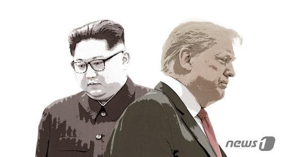 미국은 북한이 아직 제재가 해제될