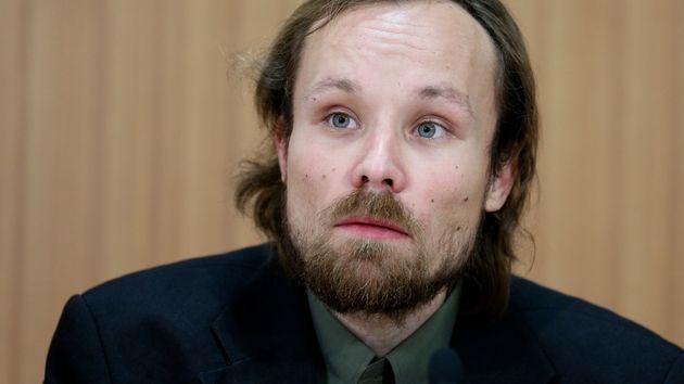 Deutscher Journalist Billy Six ist wieder in