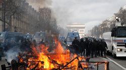 Wieder Gewalt bei Gelbwesten-Protesten – massive Ausschreitungen in