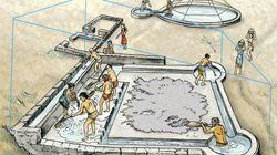 Η κοιλάδα της Σούριζας, μία βιομηχανική περιοχή του αρχαίου μεταλλευτικού