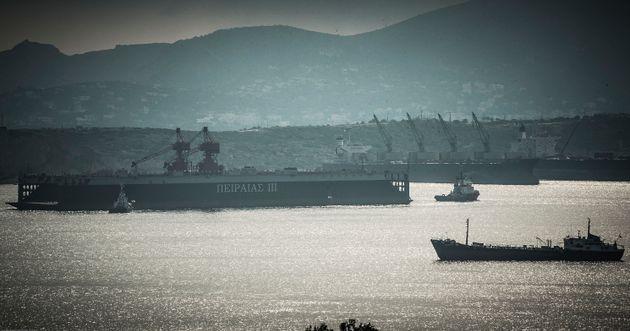 Ποσάραξε δεξαμενόπλοιο στην θαλάσσια περιοχή της
