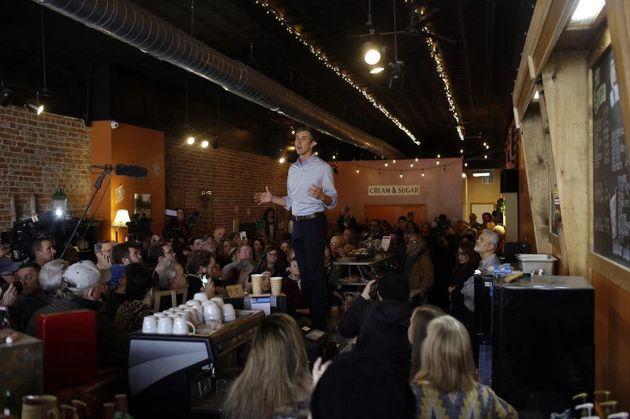 民主党の大統領候補Beto