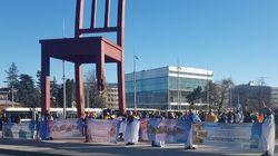 Genève: Un sit-in anti-polisario pour dénoncer les crimes dans les camps de
