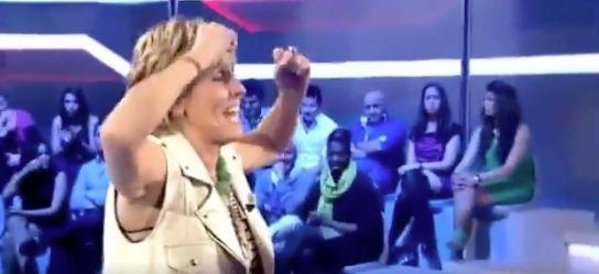 El vídeo de Mercedes Milá de 2012 que arrasa en redes: