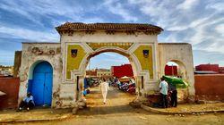 La porte du souk hebdomadaire d'El Aroui inscrite au patrimoine