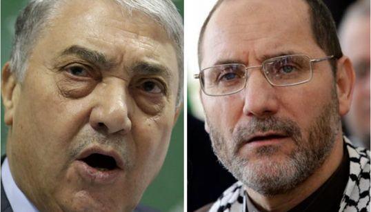 """Benflis et Makri exigent le """"départ immédiat"""" de"""
